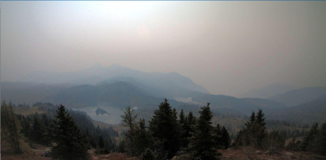 Fire hazard forces closure of BC parks