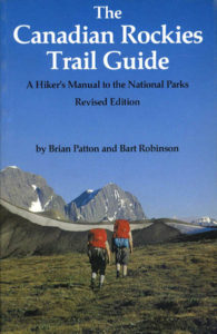 Canadian Rockies Trail Guide, 2nd edition