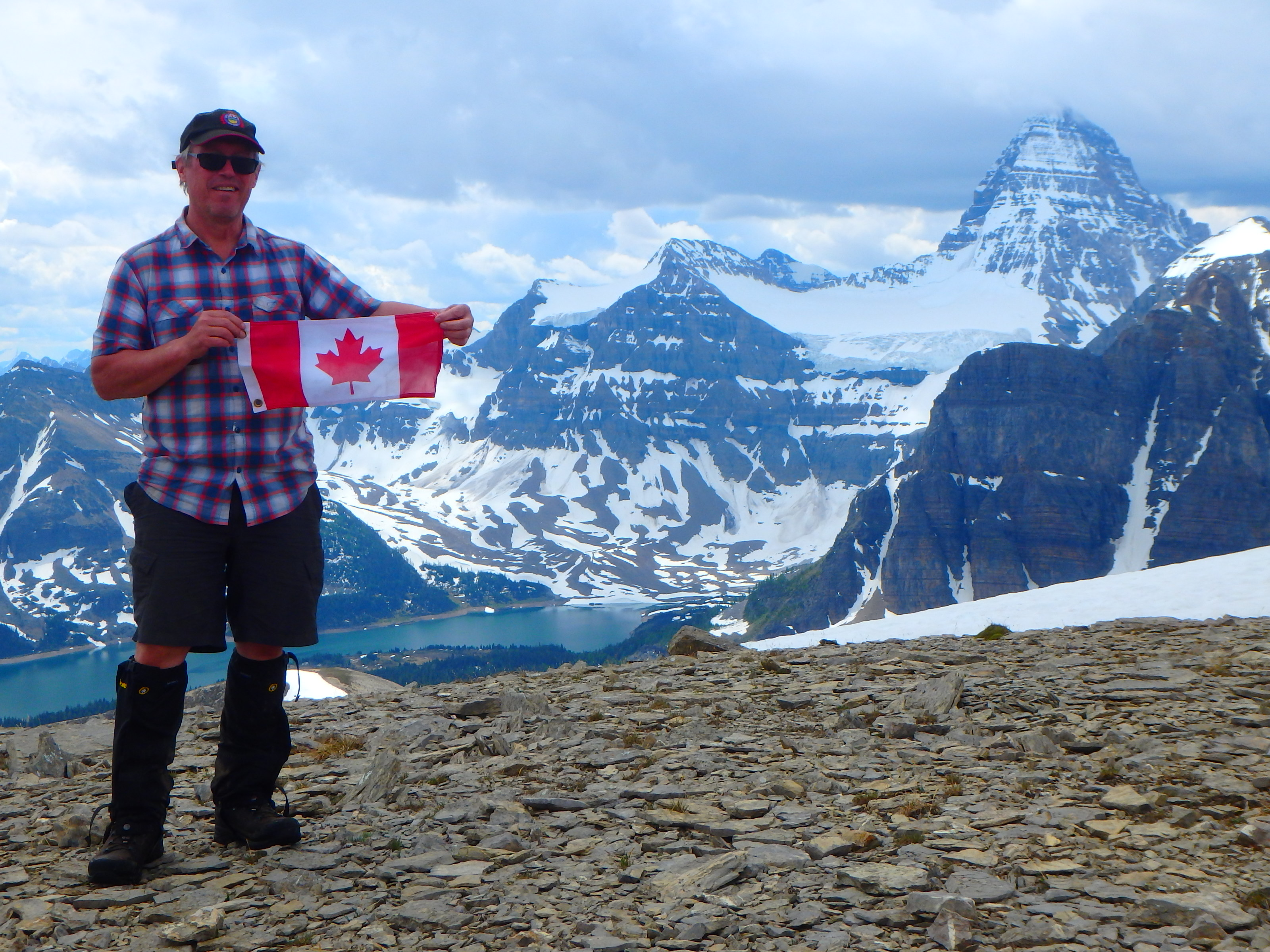 Canada Day—Take a hike, eh!