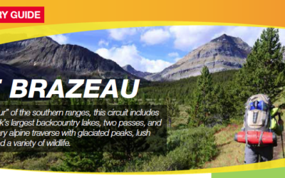 "Jasper Park's ""Trails and trips"" online guides"