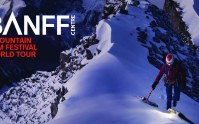 Mountain films for the great indoors