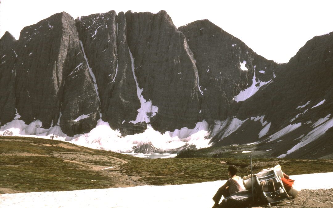 Hiking Kootenay Park 50 years ago