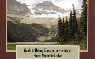 Hiking around Storm Mountain Lodge