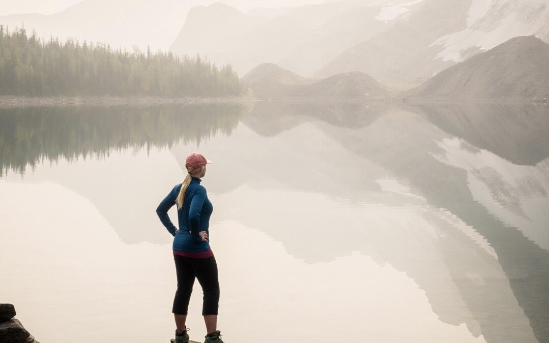Hiking in Smoke: The new normal?