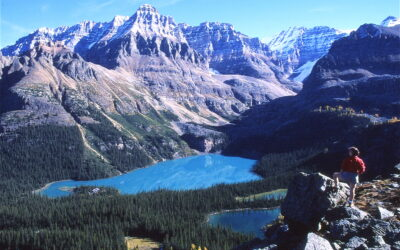 Classic Loop Hikes in Banff and Yoho