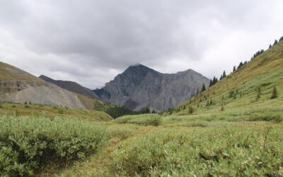 Backpacking Banff's Dormer-Panther Circuit